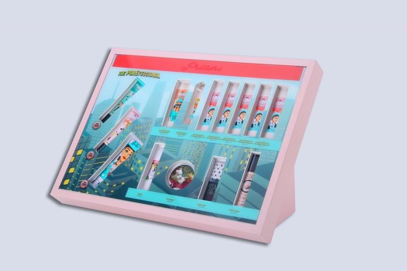 彩妆化妆展架